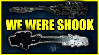 The Weapon that Shook the Entire Destiny Community - Destiny 2