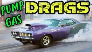 1320Video Holiday DVD #5: Pump Gas Drags 2006!