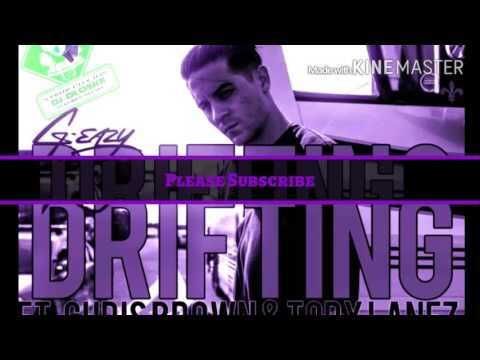 G-Eazy Ft Chris Brown Tory Lanez Drifting Screwed & Chopped DJ DLoskii