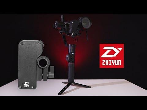 Zhiyun Crane 2 Follow Focus - Setup and Demo