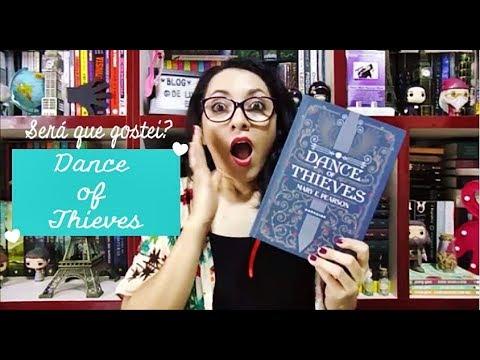 Dance of Thieves (resenha) | DE LIVRO EM LIVRO