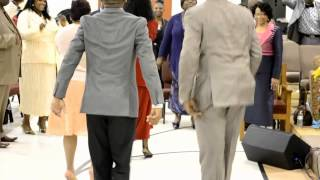 Minister to My Spirit Conference praise Part II