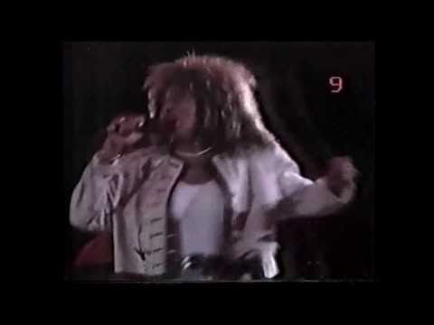 "Tina Turner ""Show Some Respect"" (live from Buenos Aires)"