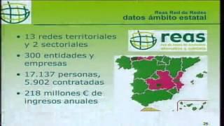 Economía solidaria en España. Carlos Rey Bacaicoa, 4 junio 2013