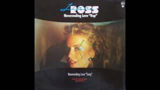 "Lian Ross  ‎– Neverending Love ""Rap"" (12"" Maxi) 1986"