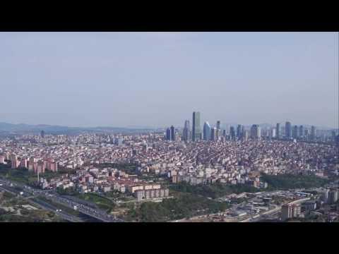 Skyland İstanbul Panaromik Manzara