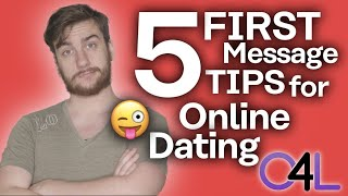 Online Dating First Message Tips – Very Important!