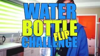 БУТЫЛКА ВОДЫ ЧЕЛЛЕНДЖ - BOTTLE FLIP CHALLENGE - Eeoneguy