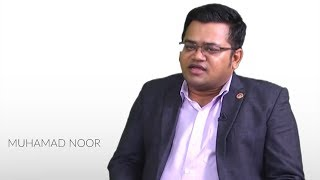 MD Noor on Rohingya Project with Ajmeer