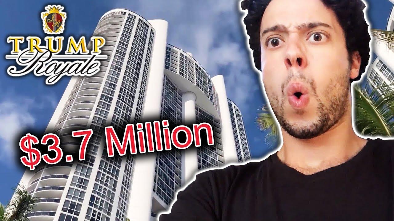 $3.7 Million Trump Royale Apartment Tour thumbnail