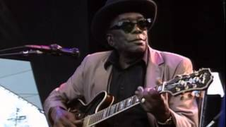 John Lee Hooker - Hobo Blues - 10/10/1992 - Shoreline Amphitheatre (Official)