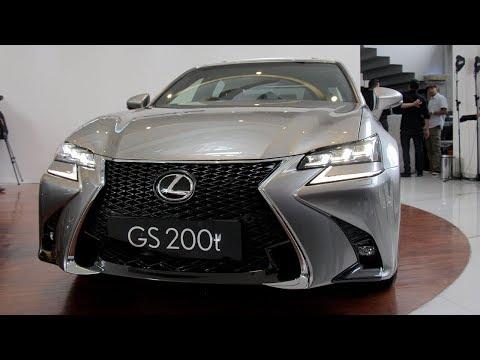 Launching New Lexus LX570 & New Lexus GS200t