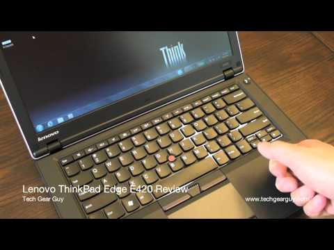 ThinkPad Edge E420 Review