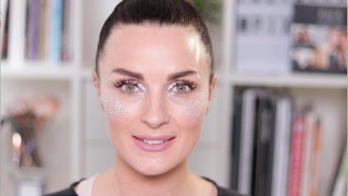 Glitter Strobing Makeup Tutorial