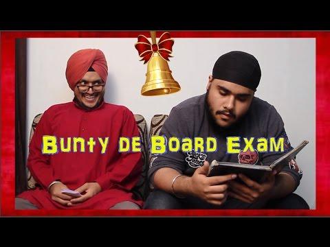 Bunty De Board Exams ll Langda Aam Productions || Funny Video