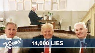 Team Trump is Mad at Jimmy Kimmel