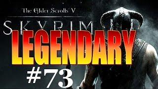 Skyrim Walkthrough Legendary Difficulty - Part 73 - Revealing The Unseen, Part 2