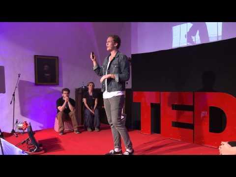 Forget university? 4 steps to design your own education   Till H. Groß   TEDxKlagenfurt