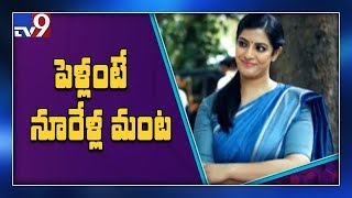 Won't marry anyone in my life : Varalaxmi Sarathkumar - TV9