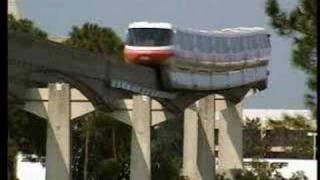 The Alweg Monorail System Video