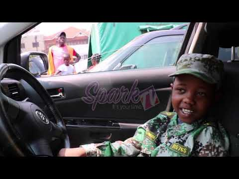 New management gifts Fresh Kid a brand new car