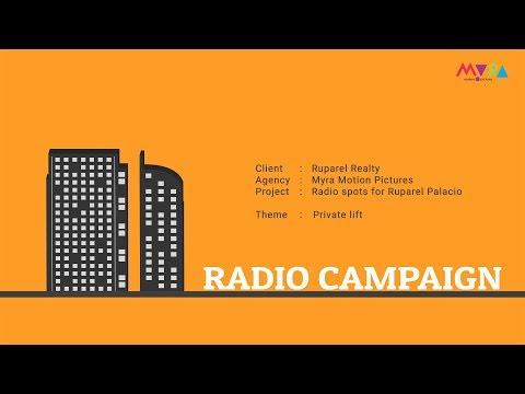 Ruparel Radio Campaign - Private Lift