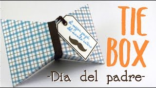 TIE BOX: FATHER'S DAY - CAJA PAJARITA: DIA DEL PADRE