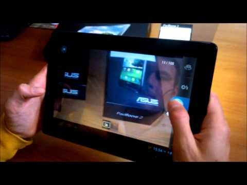 Anteprima video Asus Padfone 2