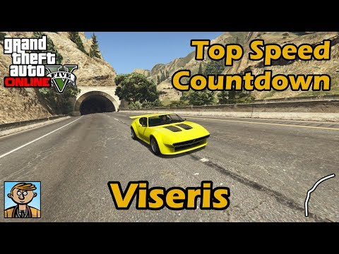 Fastest Sports Classics (Viseris) – GTA 5 Best Fully Upgraded Cars Top Speed Countdown