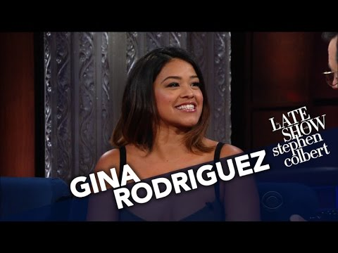 Gina Rodriguez Is Playing Another Virgin: Mary