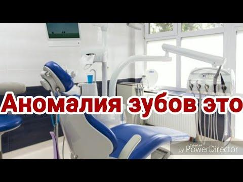 Аномалии зубов / Терапевтическая стоматология 3 курс / Терминология / Дантисты стоматология