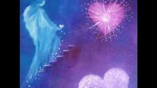 Poselství andělů - relaxační hudba a andělské obrazy