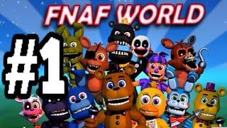 fnaf world gameplay - 免费在线视频最佳电影电视节目- Viveos Net