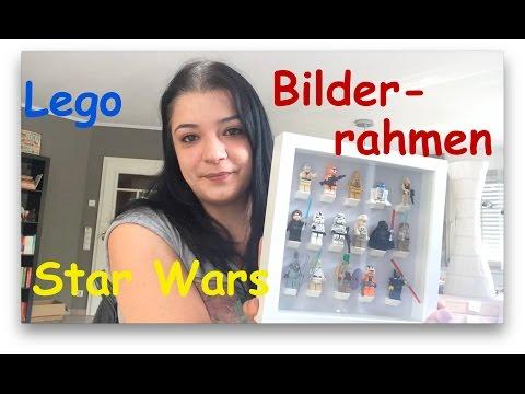 Star Wars Lego Bilderrahmen Ikea