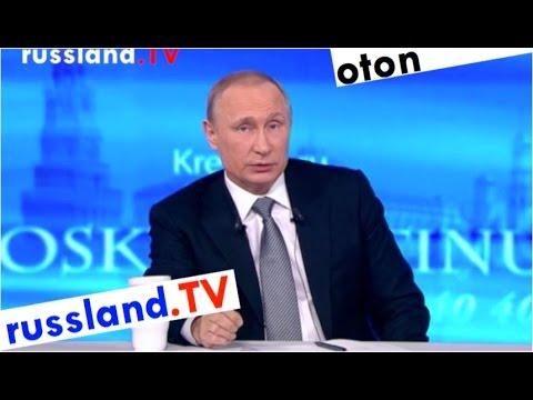 Putin auf deutsch: Pulverfass Karabach [Video]
