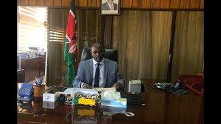 CS Yatani meets Treasury staff - VIDEO
