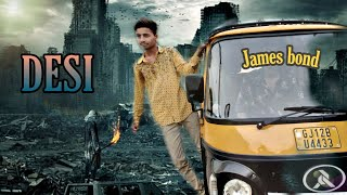 if James bond was an indian kid 😎 DESI skyfall trailer. created by Filmi Desire . must watch
