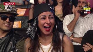Check out Dr Sanket Bhosale killling it at the Mirchi Music Awards 2017
