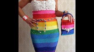 Потрясающее плетение из резинок: браслеты, одежда, сумочки, ремни, фигурки.