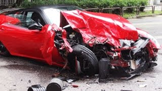 IDIOT DRIVERS , SUPERCARS  CRASH COMPILATION HD (NEW VIDEO)!!!