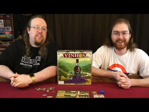 Overly Critical Gamers - Vinhos - Instructional/Gameplay/Review