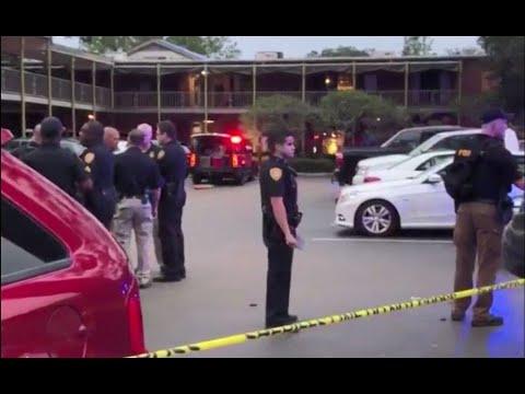 RAW VIDEO: Scene of shooting at Fla. yoga studio