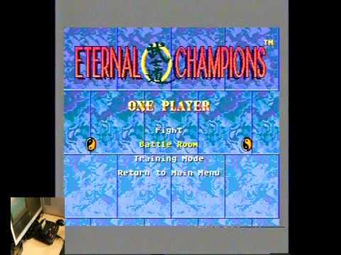 Eternal Champions Wii