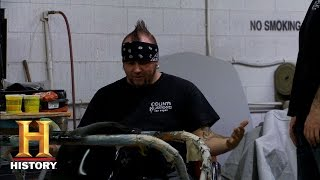 Counting Cars: Ryan