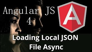 Load Local JSON Files in AngularJS 4 w/ Typescript | Ionic Framework