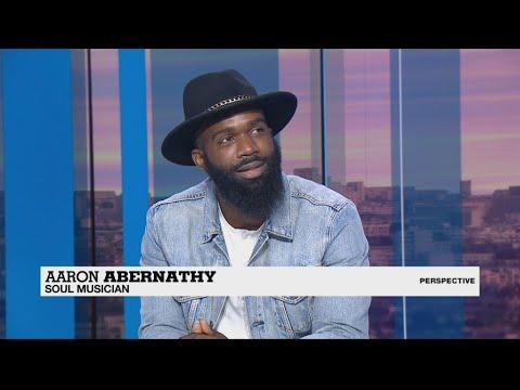 Aaron Abernathy: 'My purpose has been music since I've been alive'