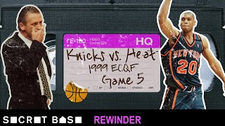 The buzzer-beating climax of the '90s Knicks-Heat rivalry needs a deep rewind thumbnail