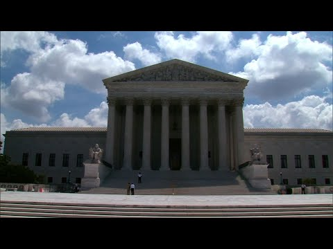 Alabama's new law which would virtually ban abortions is the latest and most far-reaching state law designed to prod the Supreme Court to reconsider the landmark Roe v. Wade decision. AP's Mark Sherman looks at its chances of reaching the Court. (May 15)