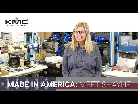 Made In America: Meet Shayne