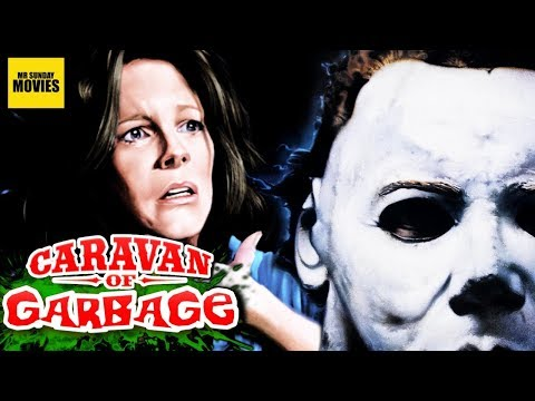 The Illegal Halloween Game  - Caravan Of Garbage